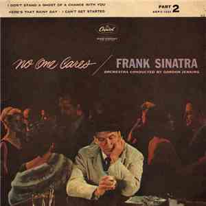 Frank Sinatra - No One Cares (Part 2) download mp3 flac