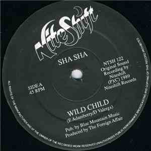 Sha Sha - Wild Child download mp3 flac